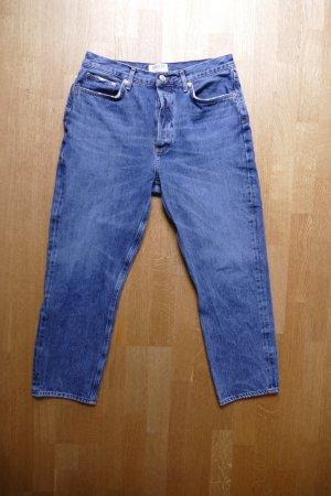 Agolde Mum Fit Jeans, High Waist, Riley, Gr. 31