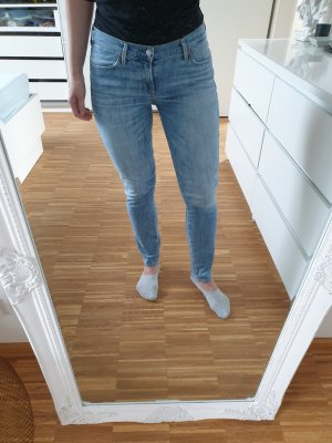 AGOLDE Jeansy o obcisłym kroju Wielokolorowy