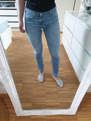 AGOLDE Jeans skinny multicolore