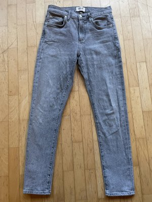 AGOLDE Slim jeans grijs-lichtgrijs