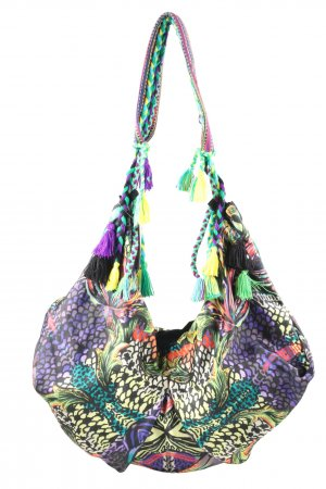 agua Stoffen tas abstract patroon casual uitstraling