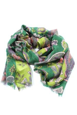 Ahmaddy Sciarpa di lana motivo astratto stile casual