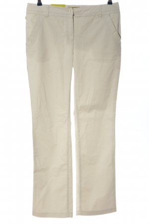 Aigle Low-Rise Trousers white casual look