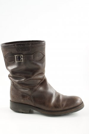 Aigle Short Boots brown casual look