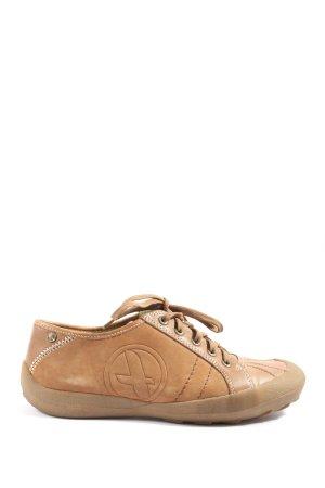 Aigle Sznurowane trampki brązowy W stylu casual