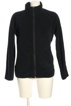 Aigle Softshell Jacket black casual look