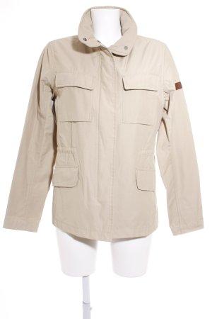 Aigle Softshell Jacket beige casual look