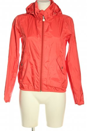 Aigle Sports Jacket red casual look