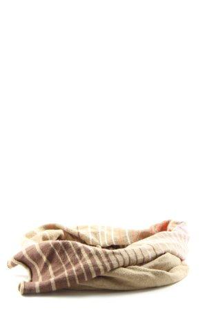 Aigle Gebreide sjaal gestreept patroon casual uitstraling