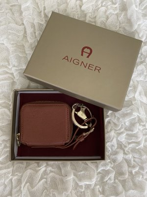 Aigner Key Chain brown