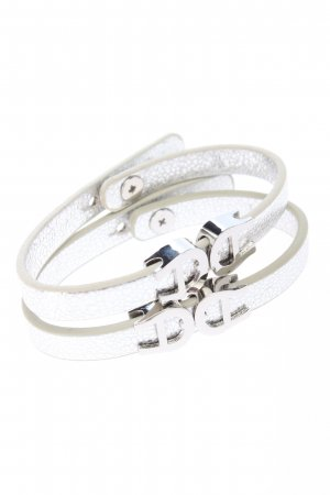 Aigner Bracelet silver-colored-light grey casual look