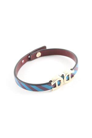 Aigner Bracelet striped pattern casual look