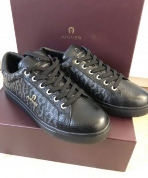 Aigner Lace-Up Sneaker multicolored