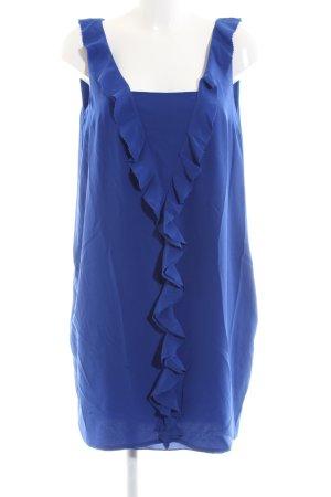 Aigner Blousejurk blauw zakelijke stijl