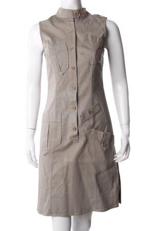 Aigner Blusenkleid mit aufgesetzten Taschen