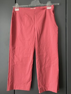Aigner Pantalone Capri rosa Cotone