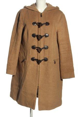 Aigner Duffle-coat brun style décontracté