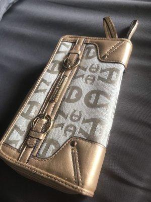 Aigner Geldbeutel 20x10cm Gold Logo