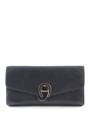 Aigner Wallet black elegant