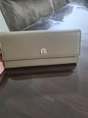 Aigner Wallet beige