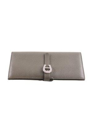 Aigner Wallet khaki business style