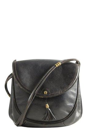 Aigner Handtasche schwarz Casual-Look
