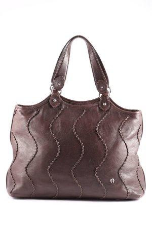 Aigner Handtasche braun Elegant