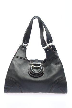 Aigner Handtas zwart zakelijke stijl