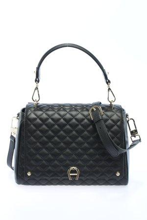 "Aigner Handbag ""Garda M"" black"