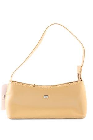 Aigner Handtasche creme Business-Look