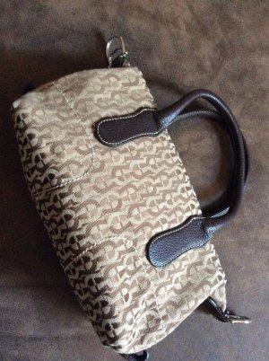 Aigner Handbag black brown-grey brown
