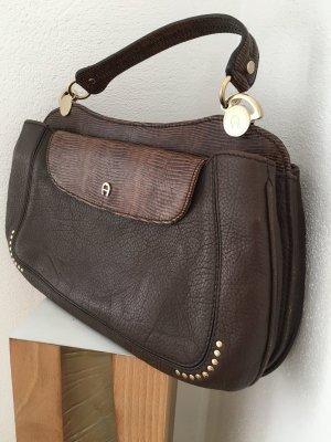 Aigner Handtasche , Damentasche, Schultertasche,