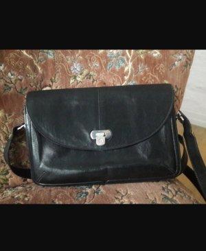 Aigner Handtasche Echtleder