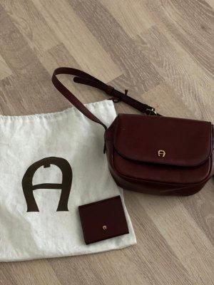 aigner Handtasche inklusive Geldbörse