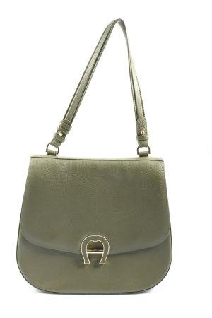 Aigner Handtasche khaki Casual-Look