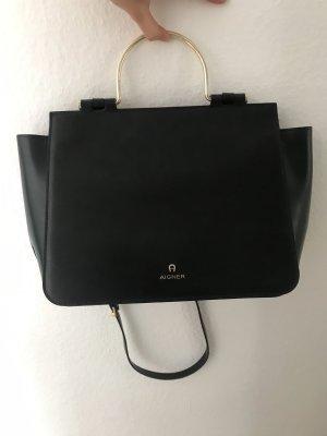 Aigner Shoulder Bag black