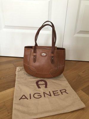 Aigner Handtasche mit Staubbeutel
