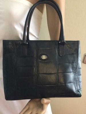 Aigner Handtasche ,schwarz.