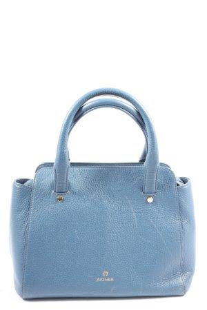 Aigner Draagtas blauw zakelijke stijl