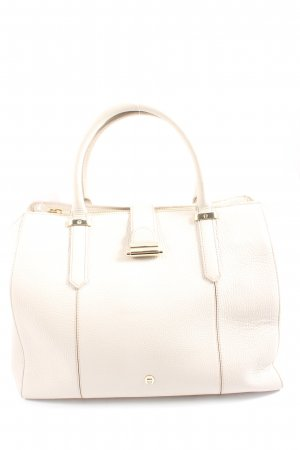 Aigner Carry Bag white casual look