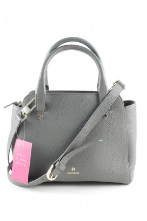 Aigner Carry Bag light grey business style