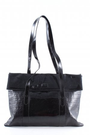 Aigner Carry Bag black casual look