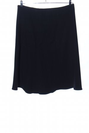 Aigner Rok met hoge taille zwart zakelijke stijl