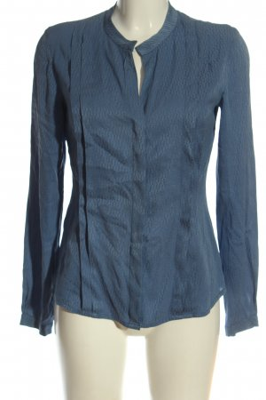 Aigner Long Sleeve Blouse blue casual look