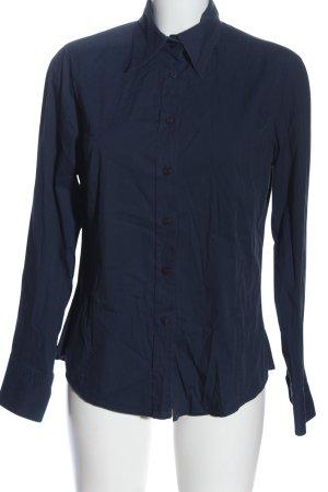 Aigner Long Sleeve Shirt blue casual look