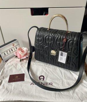 Aigner Crossbody bag black