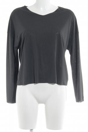 Aigner Longsleeve anthracite casual look