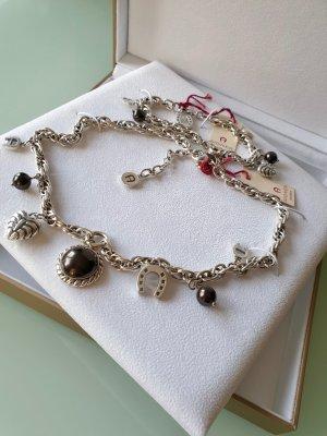 Aigner Luxus Set Kette Armband Neu