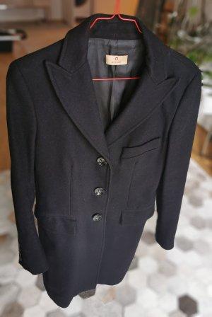 Aigner Wollen jas zwart