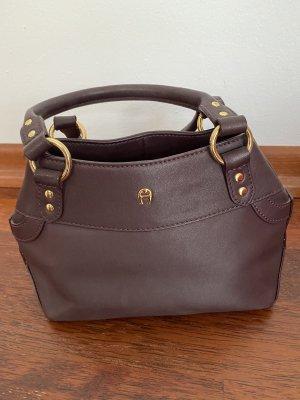aetienne aigner Handbag multicolored leather
